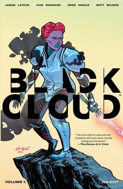 Black Cloud Vol. 1 – No Exit (TPB) (2017)