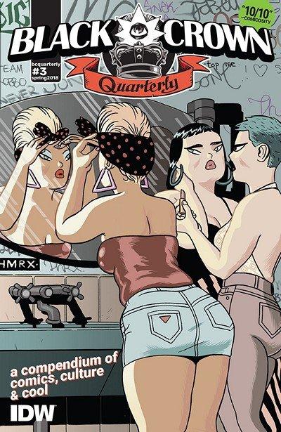 Black Crown Quarterly #3 (Spring 2018)