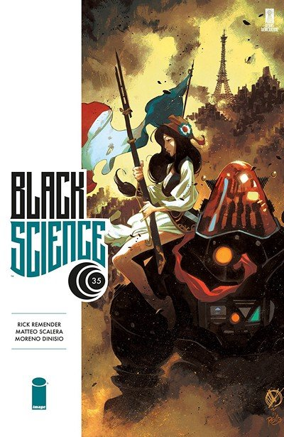 Black Science #35 (2018)