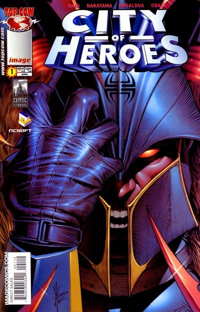 City of Heroes Vol. 2 #1 – 20 (2005-2007)