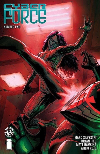 Cyber Force #2 (2018)
