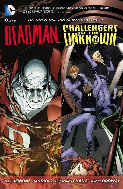 DC Universe Presents Vol. 1 – 3 (TPB) (2012-2014)