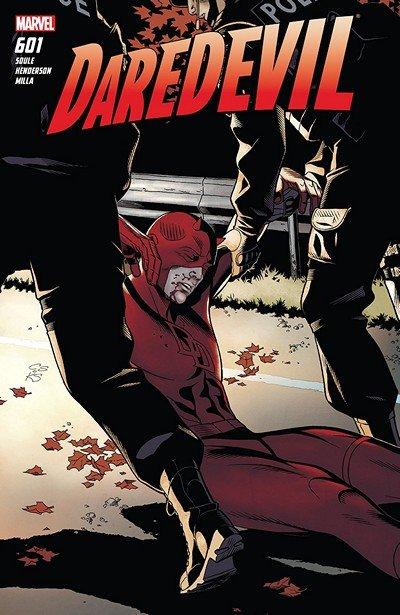 Daredevil #601 (2018)