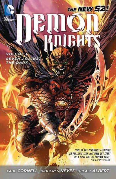 Demon Knights Vol. 1 – 3 (TPB) (2011-2013)