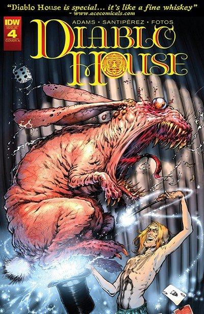 Diablo House #4 (2018)
