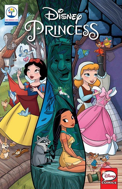Disney Princess #17 (2018)