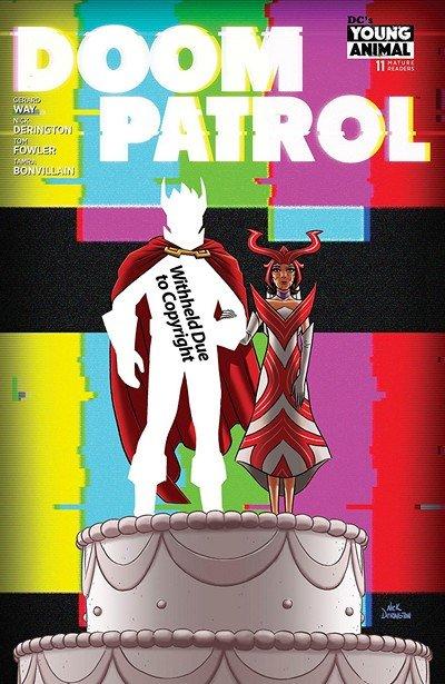 Doom Patrol #11 (2018)