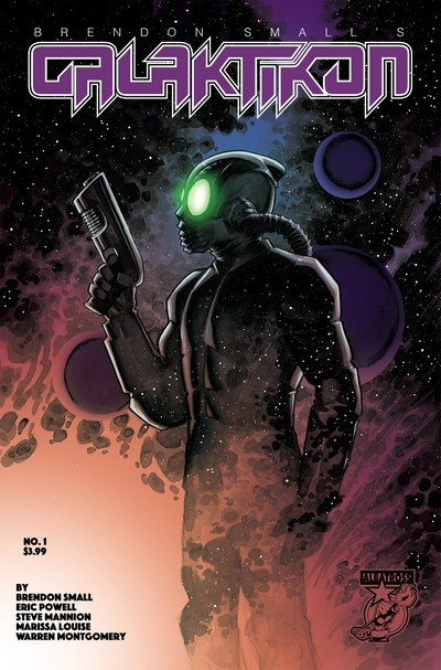 Galaktikon #1 – 6 (2017-2018)