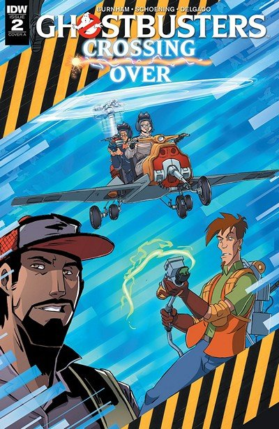 Ghostbusters – Crossing Over #2 (2018)