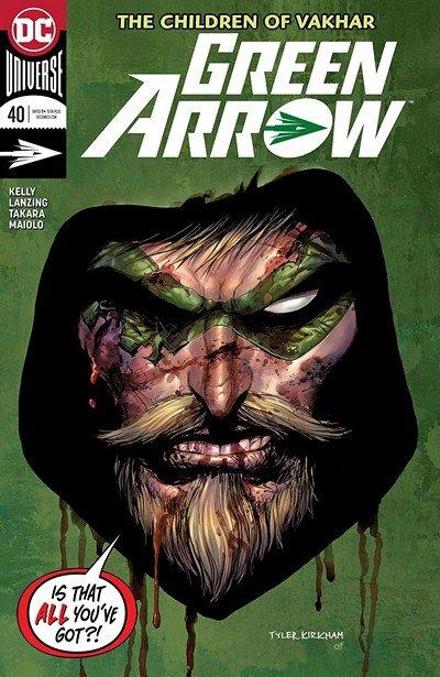 Green Arrow #40 (2018)