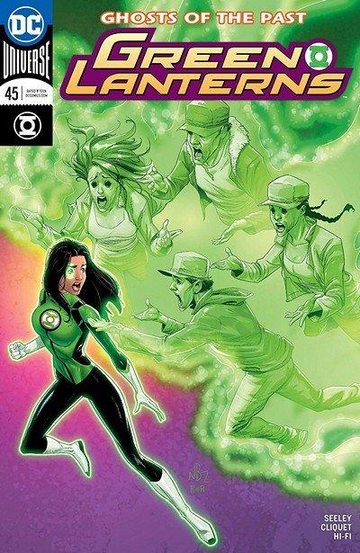 Green Lanterns #45 (2018)