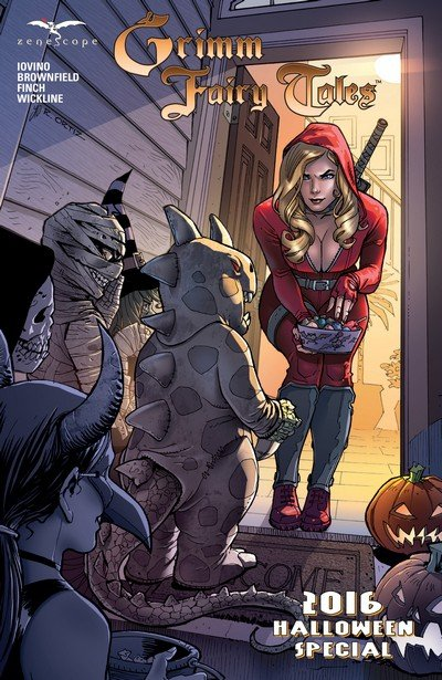 Grimm Fairy Tales Halloween Special 2016