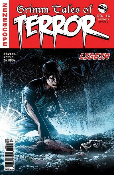 Grimm Tales Of Terror Vol. 3 #13 (2018)