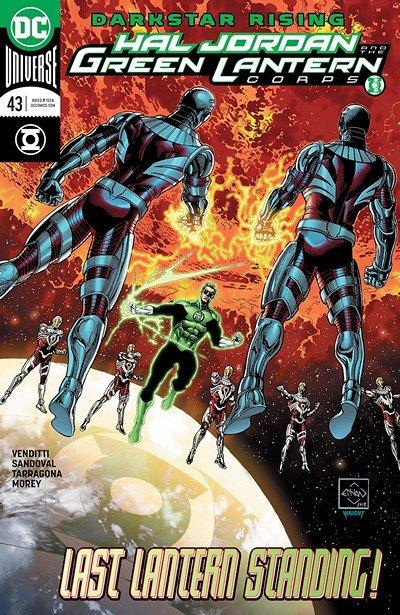 Hal Jordan And The Green Lantern Corps #43 (2018)