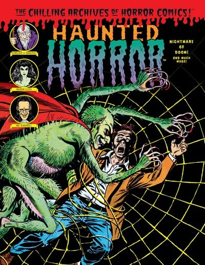Haunted Horror Vol. 6 – Nightmare of Doom! And Much – Much More (2018)