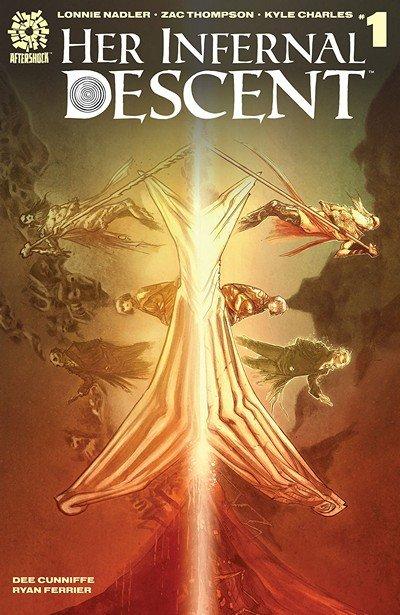 Her Infernal Descent #1 (2018)