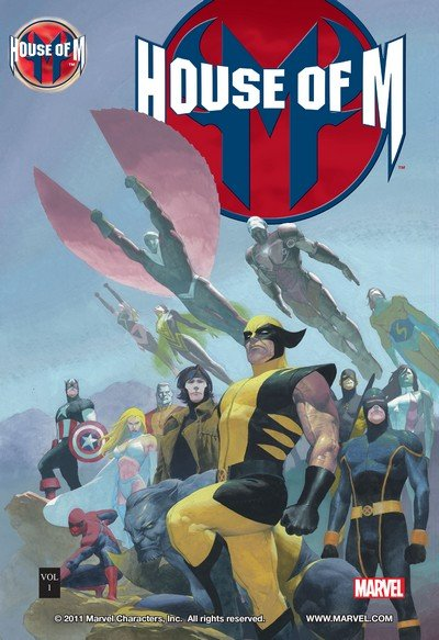 House of M (TPB Collection) (2006-2016)