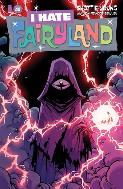 I Hate Fairyland #18 (2018)