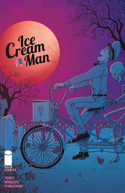 Ice Cream Man #4 (2018)