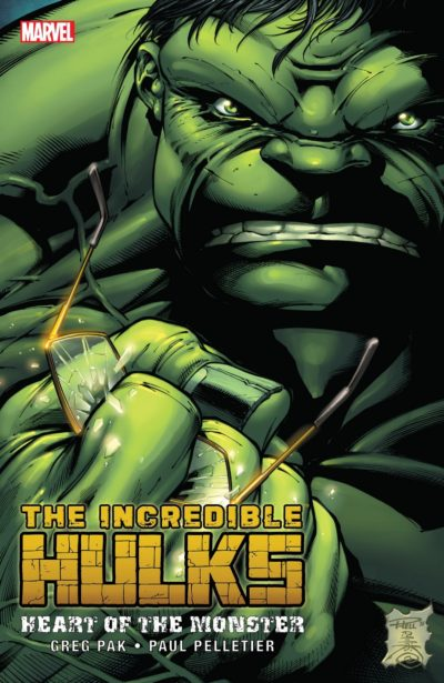 Incredible Hulks – Heart of the Monster (TPB) (2011)