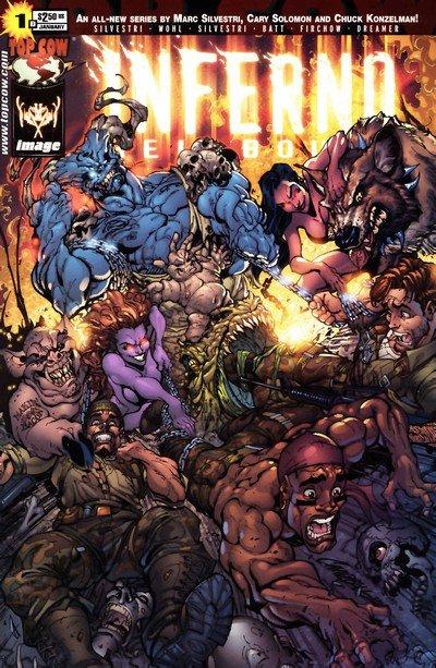 Inferno – Hellbound #0 – 3 (2001-2002)