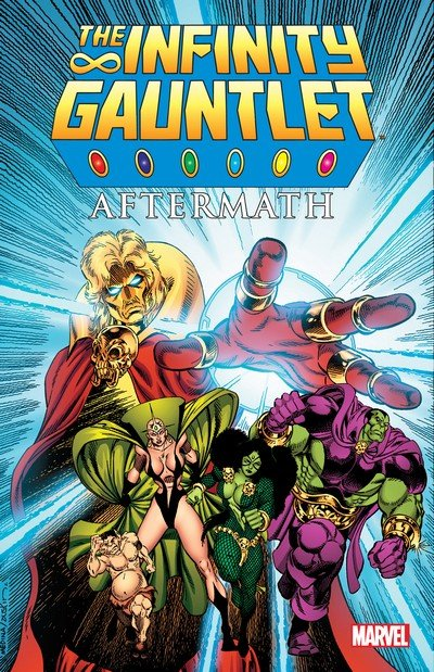 Infinity Gauntlet Aftermath (TPB) (2013)