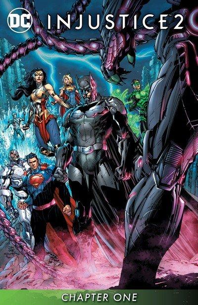 Injustice 2 #1 – 53 + Annual (2017-2018)