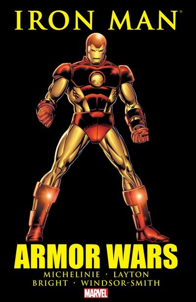 Iron Man – Armor Wars (TPB) (2007)