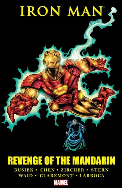 Iron Man – Revenge of the Mandarin (TPB) (2012)