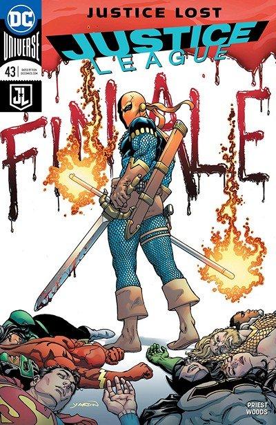 Justice League #43 (2018)