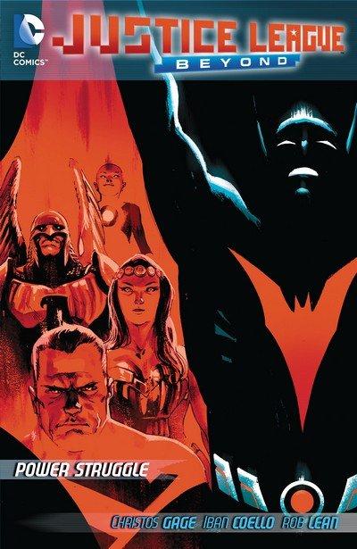 Justice League Beyond 2.0 – Power Struggle (TPB) (2014)