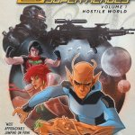 Legion of Super-Heroes Vol. 1 – Hostile World (TPB) (2012)