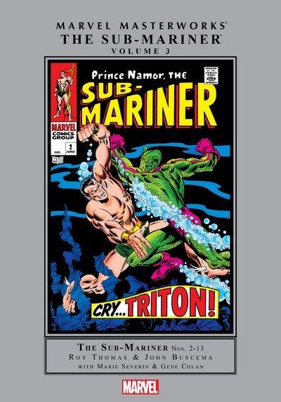 Marvel Masterworks – Sub-Mariner Vol. 3 (2011)