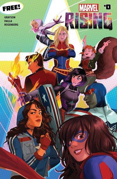 Marvel Rising #0 (2018)