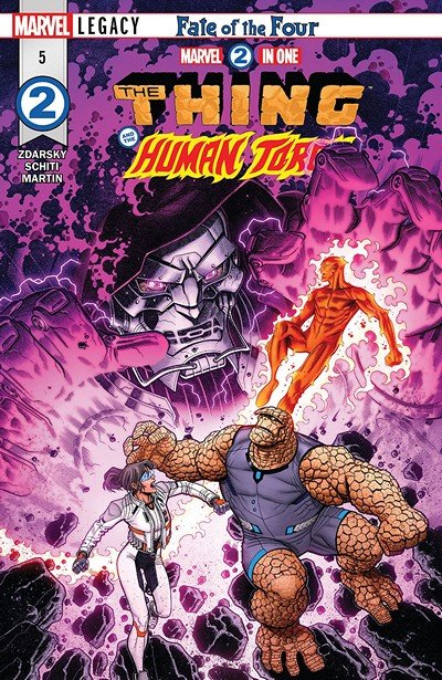 Marvel Two-In-One #5 (2018)