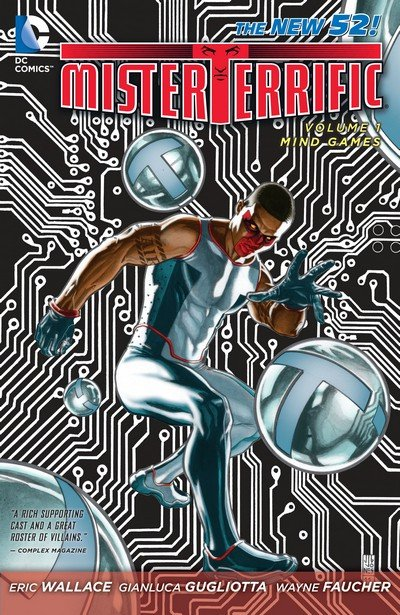 Mister Terrific Vol. 1 – Mind Games (TPB) (2012)