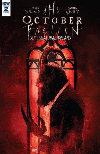 The October Faction – Supernatural Dreams #2 (2018)