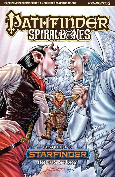 Pathfinder – Spiral Of Bones #2 (2018)