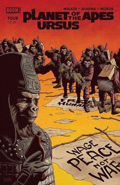 Planet Of The Apes – Ursus #4 (2018)