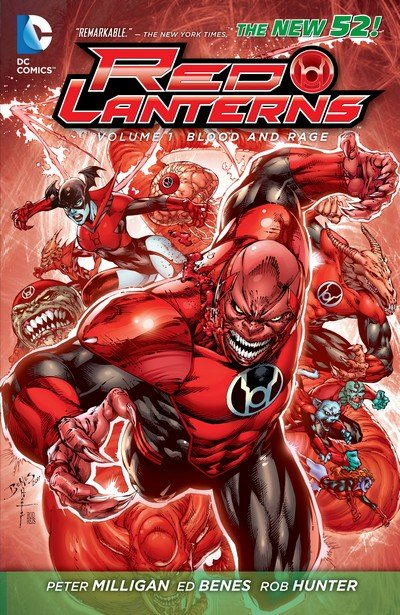 Red Lanterns Vol. 1 – Blood and Rage (TPB) (2012)