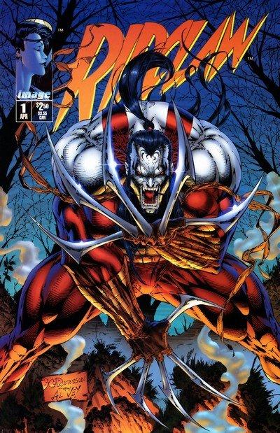 Ripclaw Vol. 1 #0.5 – 3 + Special (1995)