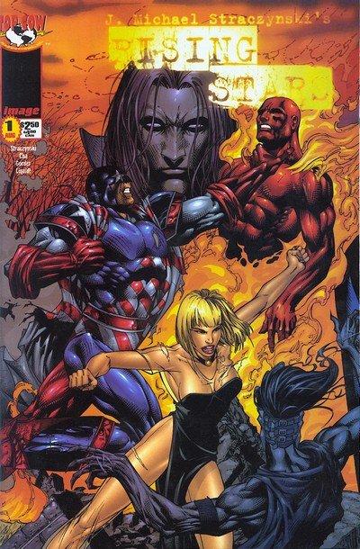 Rising Stars #0 – 38 (Incl. Extras) (1999-2005)