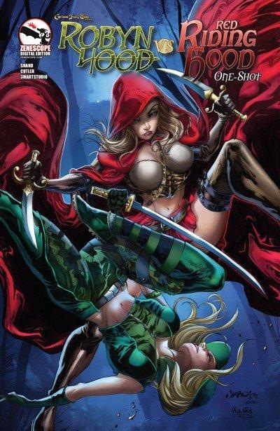Robyn Hood vs. Red Riding Hood #1 (2013) (One Shot)
