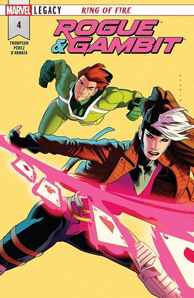 Rogue And Gambit #4 (2018)
