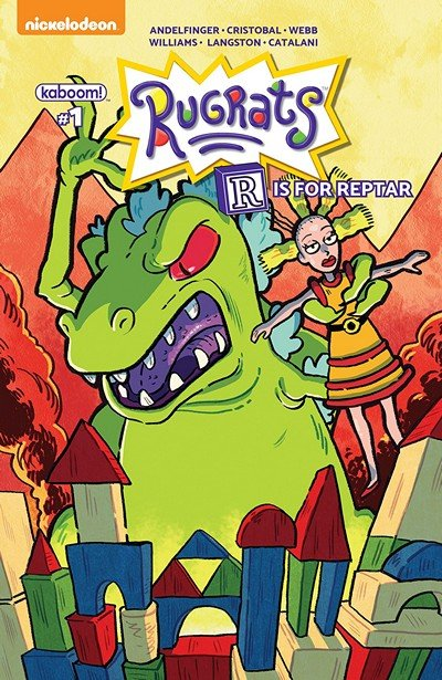 Rugrats – R Is For Reptar 2018 Special (2018)