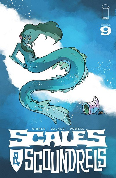 Scales & Scoundrels #9 (2018)
