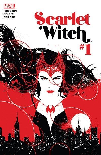 Scarlet Witch #1 – 15 + TPB Vol. 1 – 3 (2016-2017)
