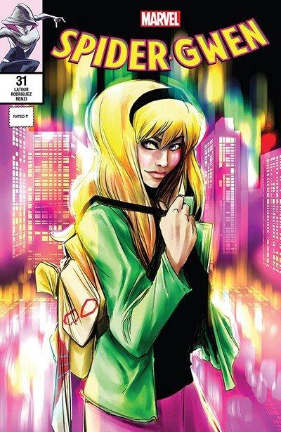 Spider-Gwen #31 (2018)
