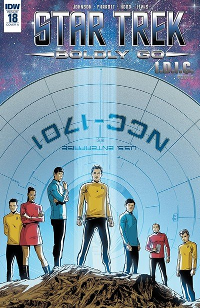 Star Trek – Boldly Go #18 (2018)