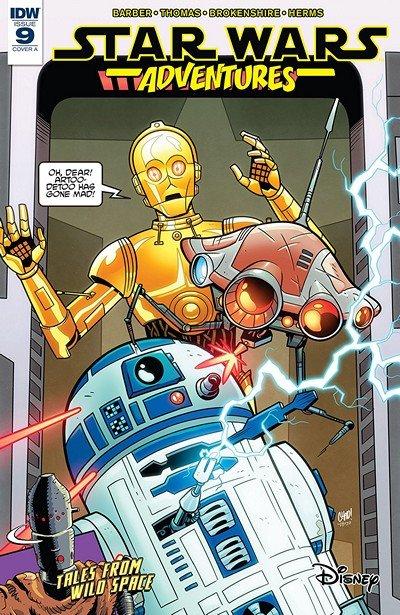 Star Wars Adventures #9 (2018)